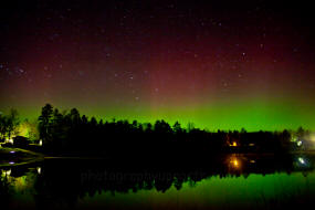 Northern Lights Michigan